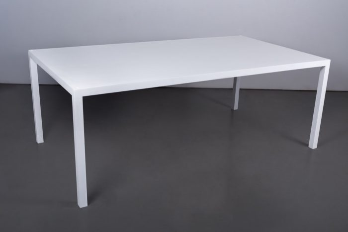Furniture. Exhibition table