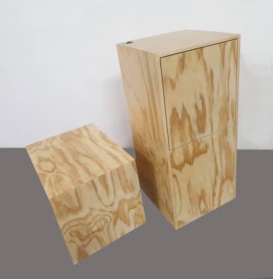 Radiata Pine Ply set