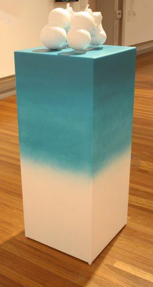 Two tone plinth
